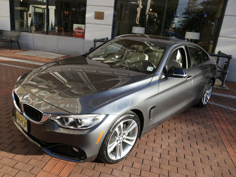 2016 Bmw 4 Series Gran Coupe #10