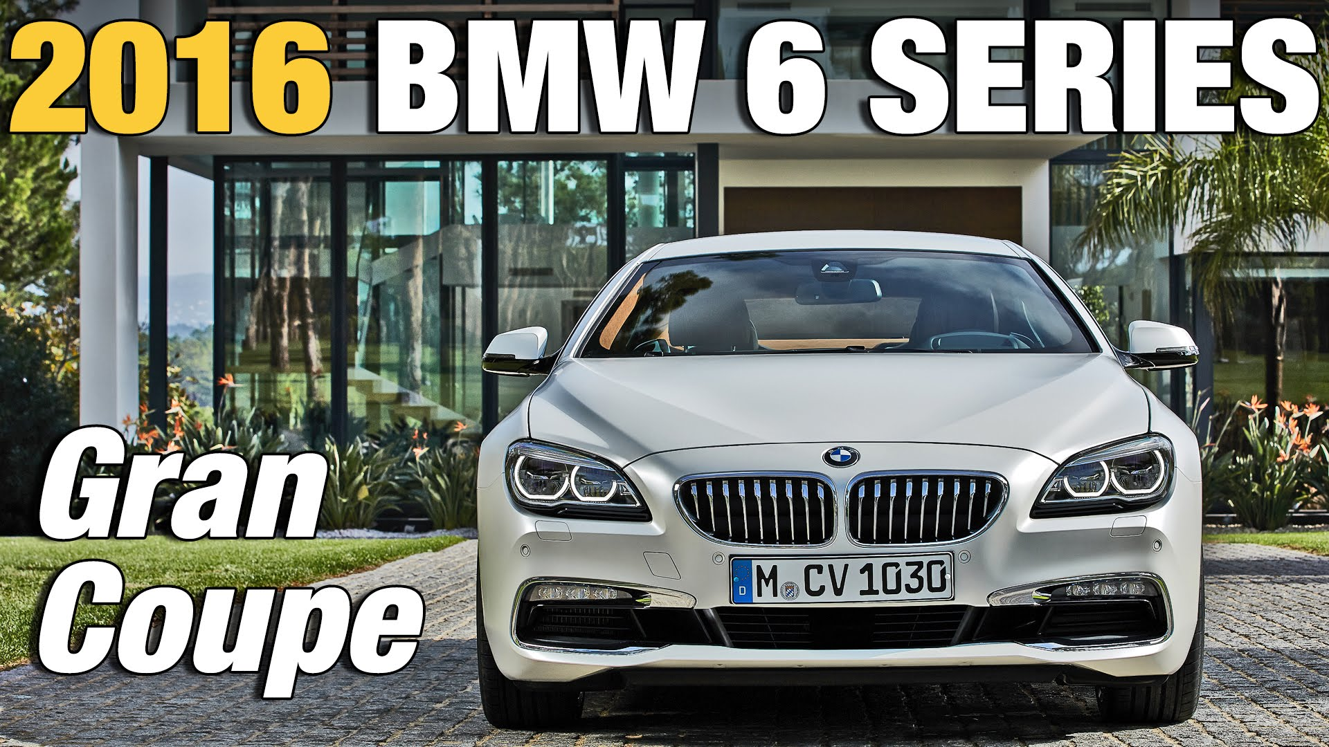 2016 Bmw 6 Series Gran Coupe #4