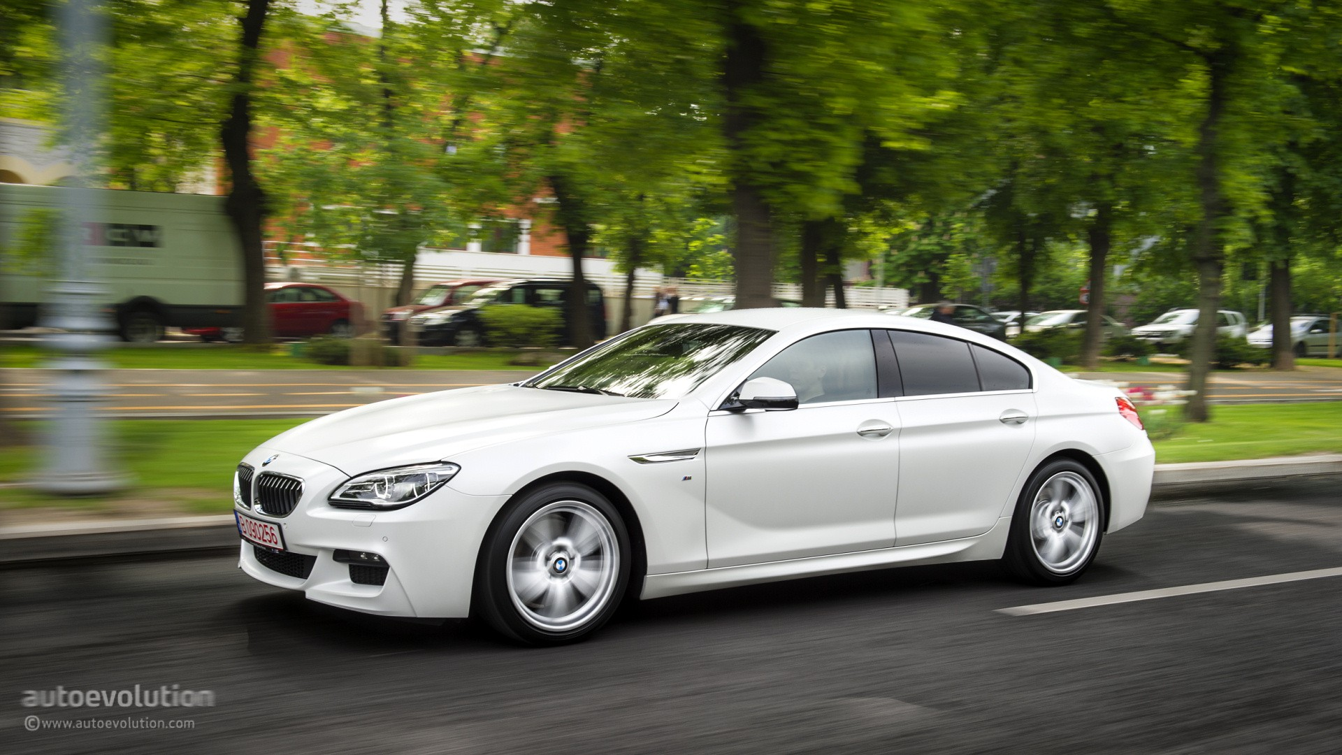 2016 Bmw 6 Series Gran Coupe #3
