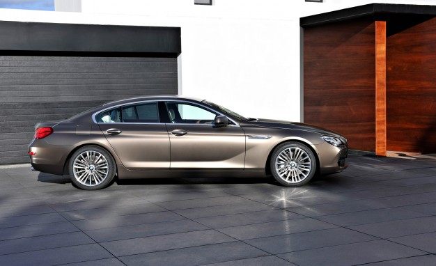 2016 Bmw 6 Series Gran Coupe #7