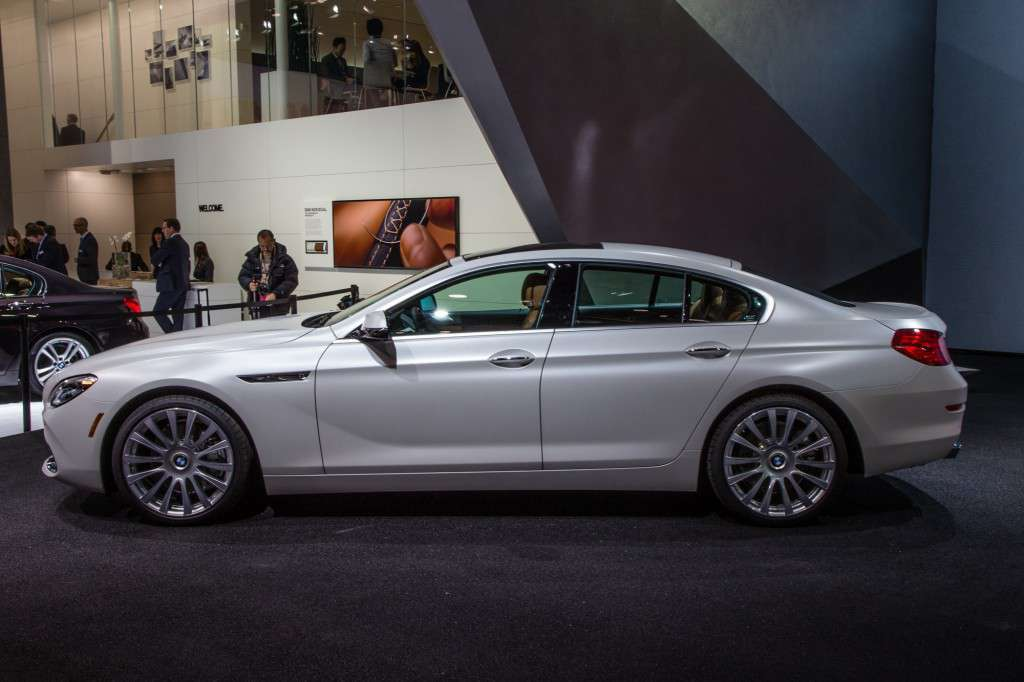 2016 Bmw 6 Series Gran Coupe #6
