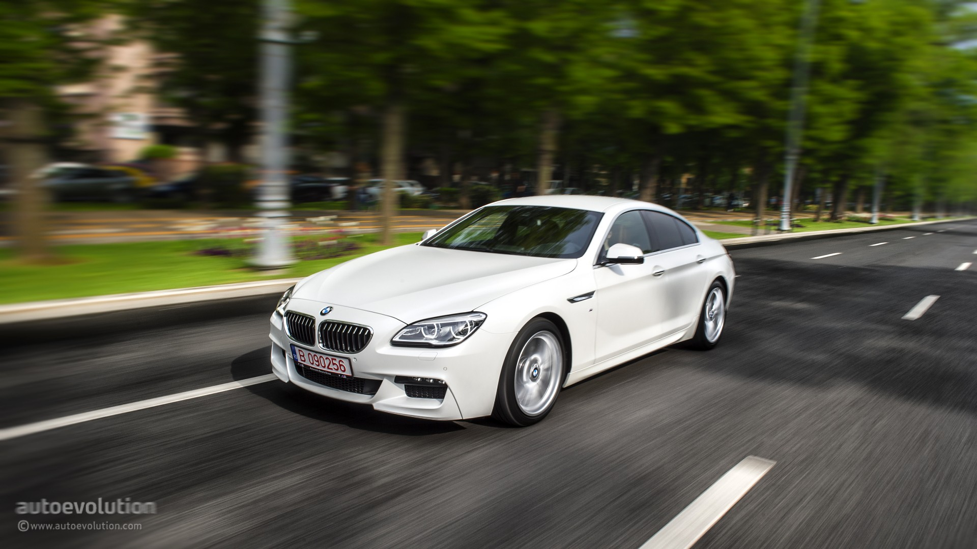 2016 Bmw 6 Series Gran Coupe #5