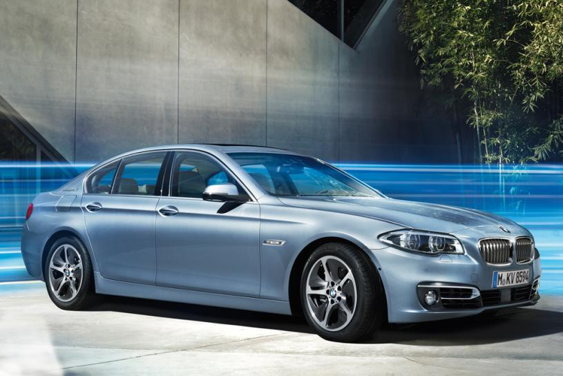 2016 Bmw Activehybrid 5 #4