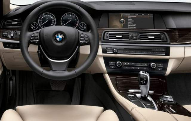 2016 Bmw Activehybrid 5 #12