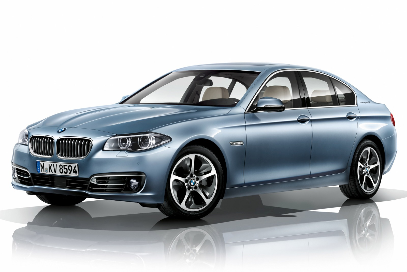 2016 Bmw Activehybrid 5 #3