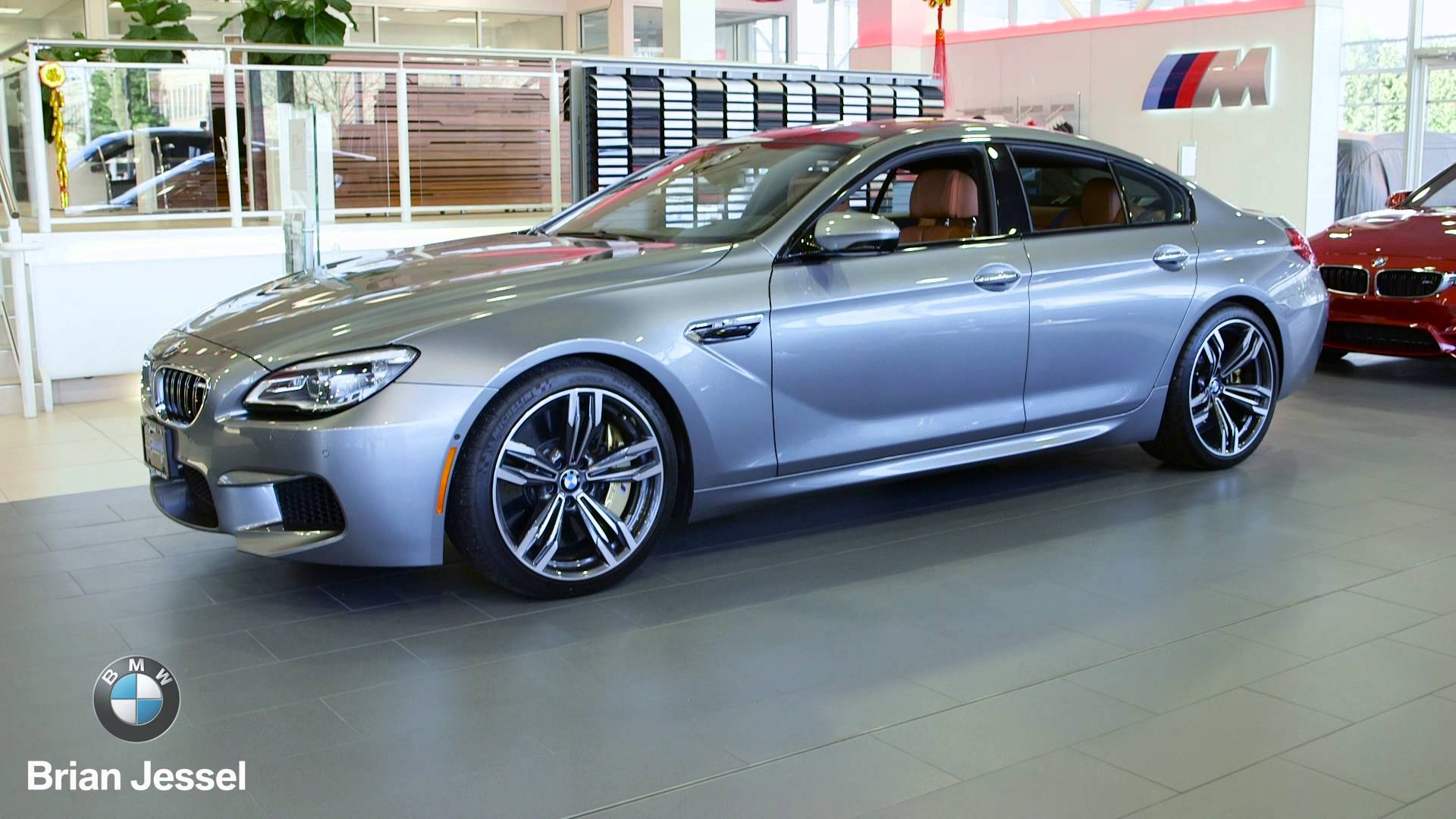 2016 Bmw M6 Gran Coupe #2