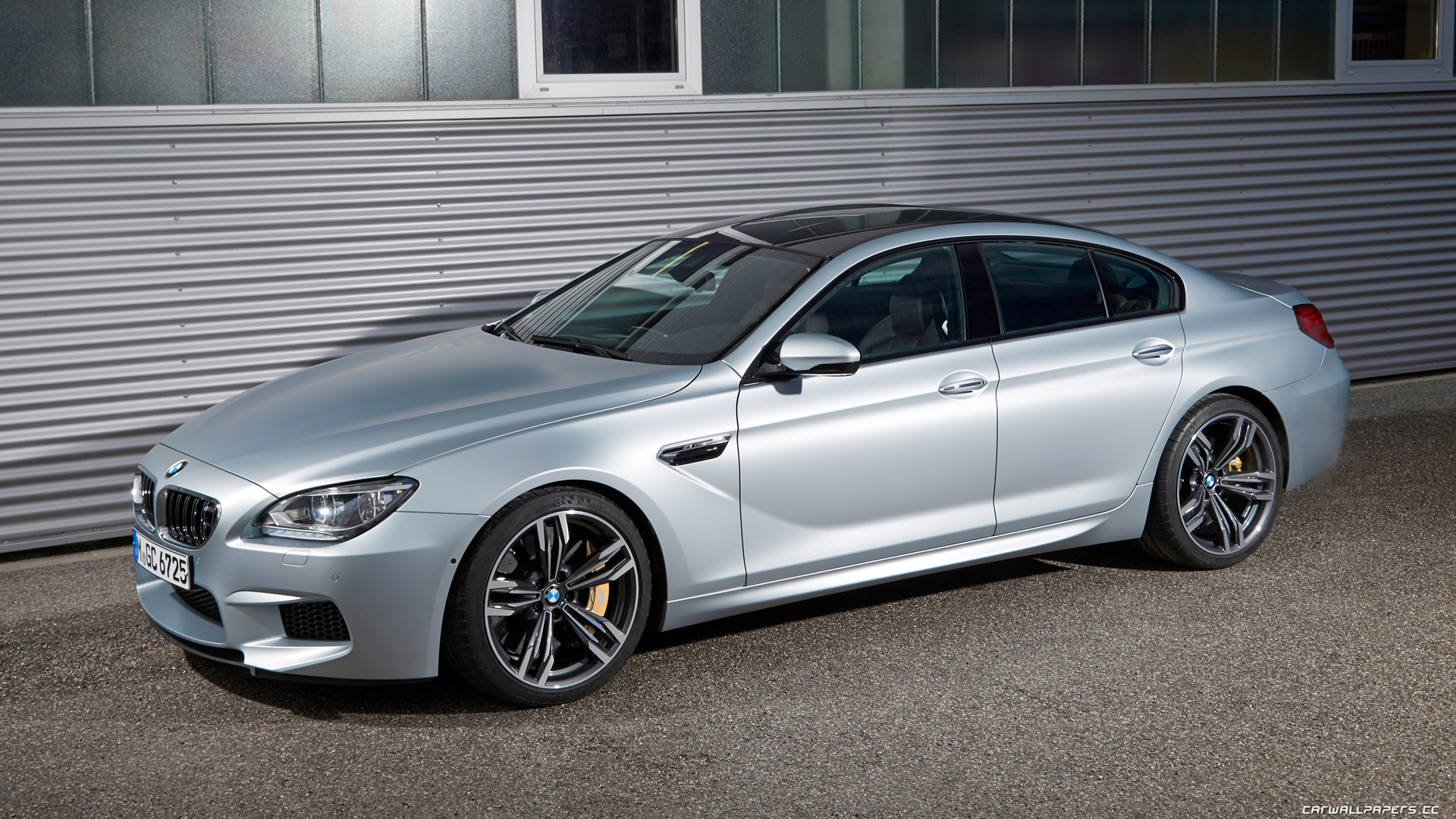 2016 Bmw M6 Gran Coupe #11