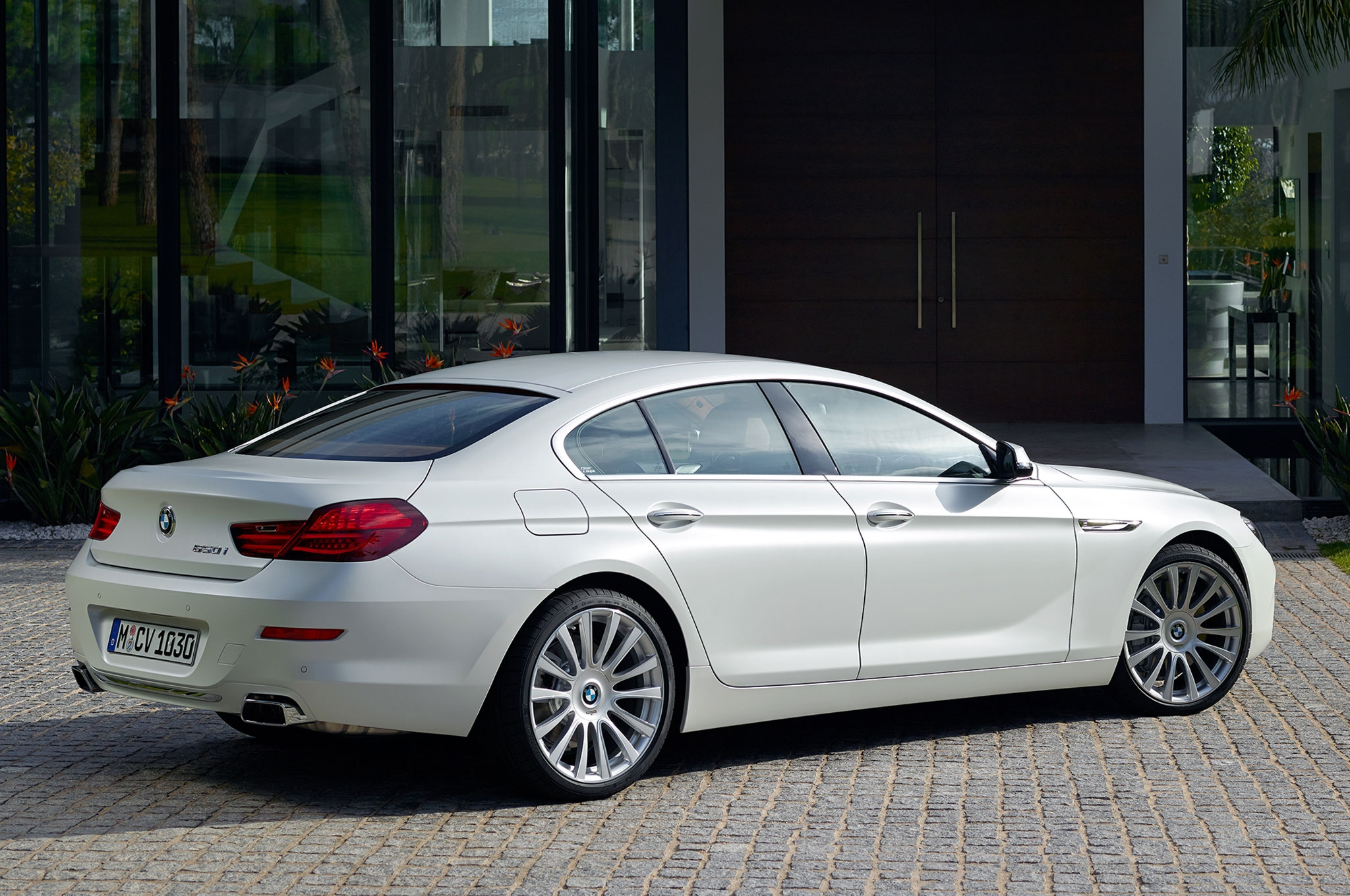2016 Bmw M6 Gran Coupe #6