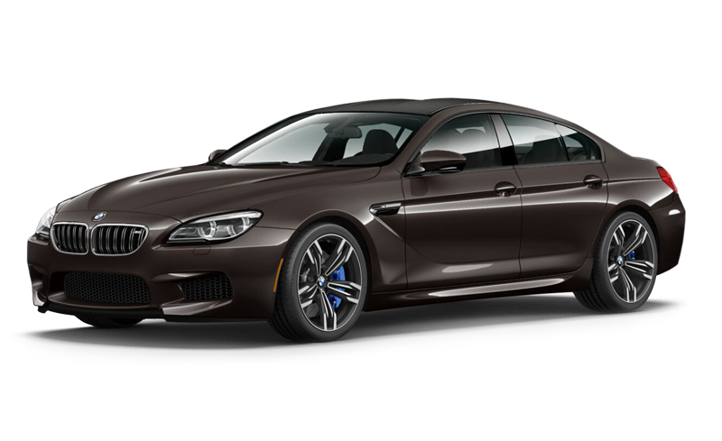 2016 Bmw M6 Gran Coupe #9