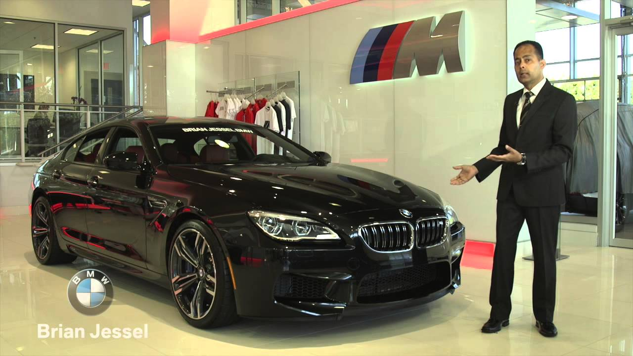2016 Bmw M6 Gran Coupe #4