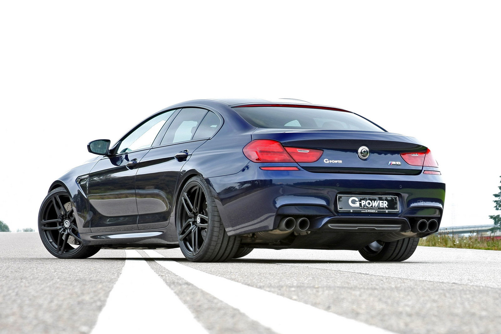 2016 Bmw M6 Gran Coupe #10