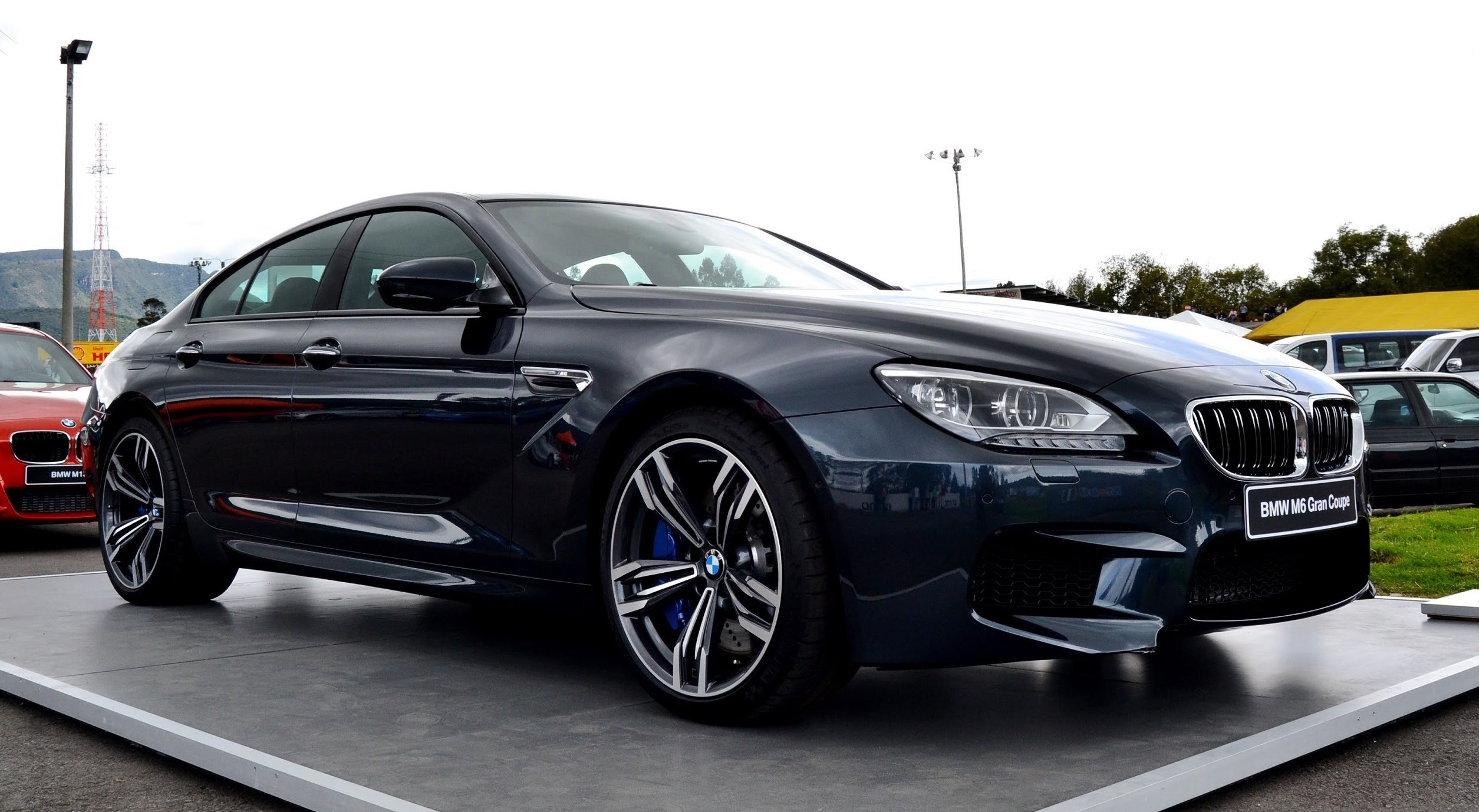 2016 Bmw M6 Gran Coupe #13
