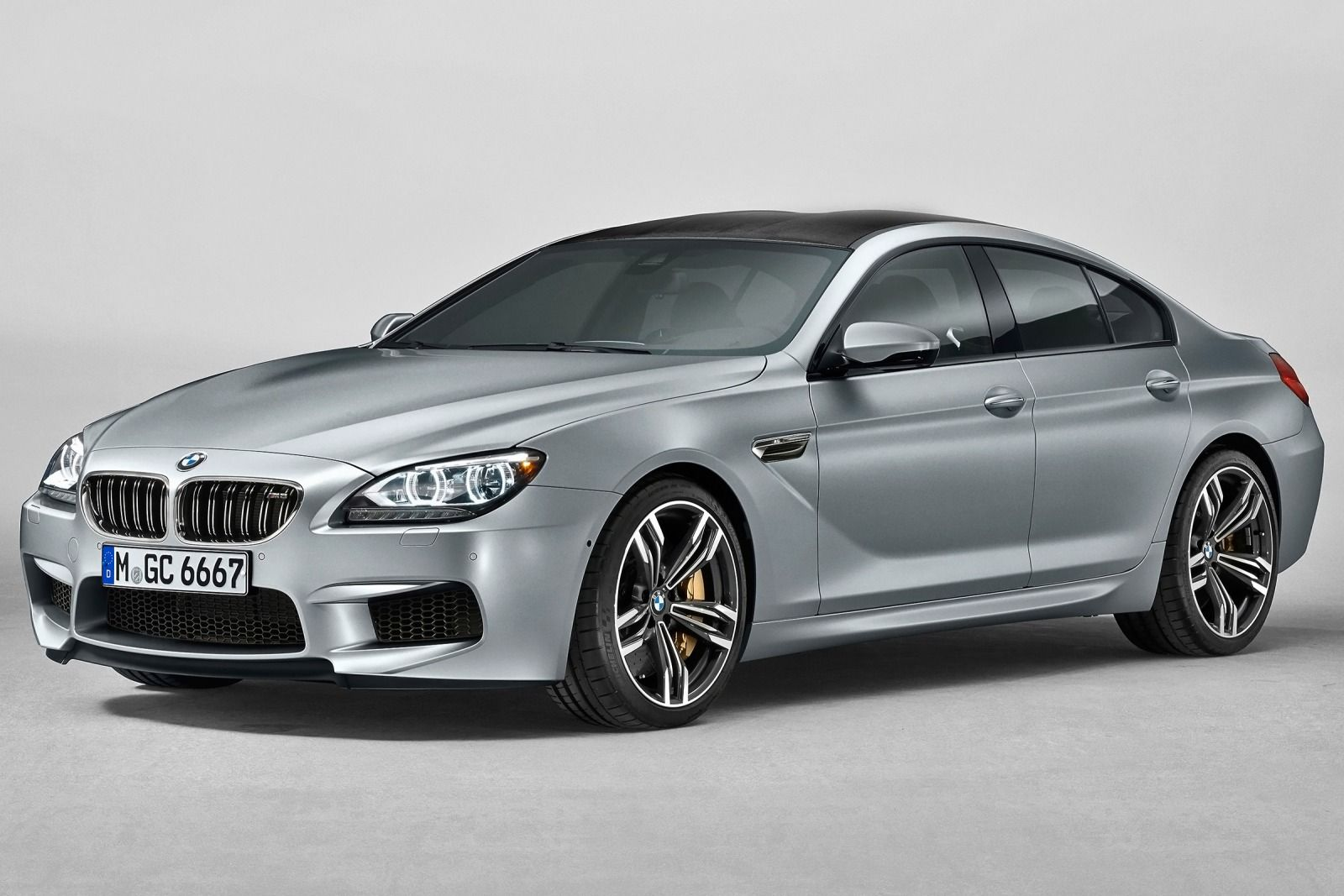 2016 Bmw M6 Gran Coupe #3