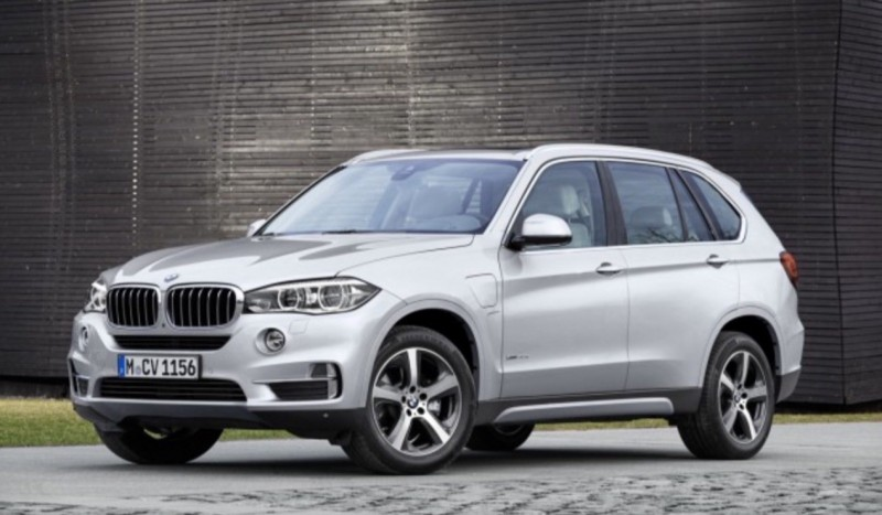 2016 Bmw X5 Edrive #11