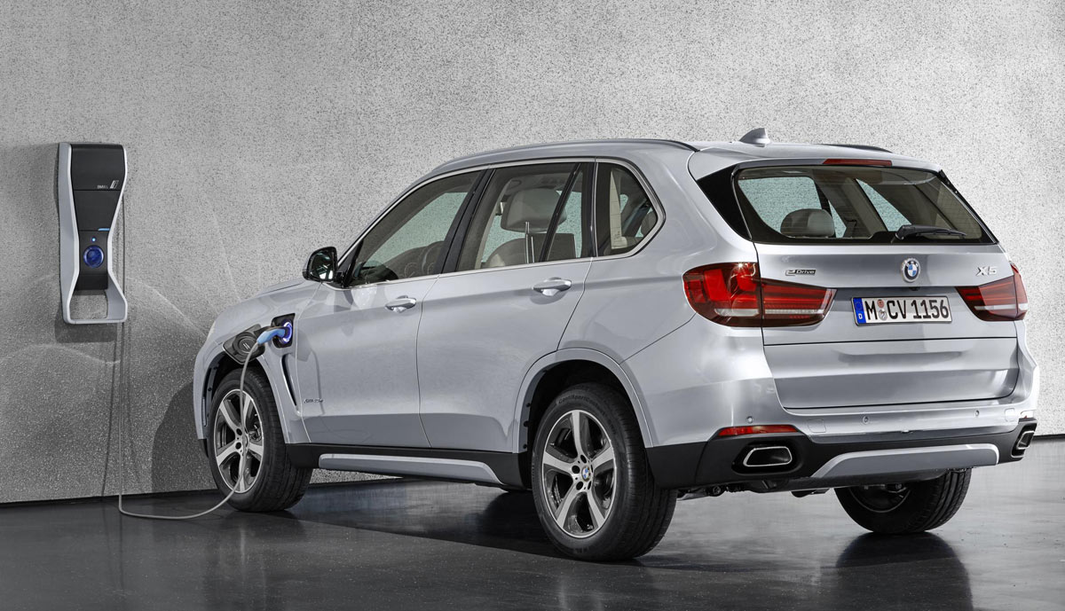 2016 Bmw X5 Edrive #2