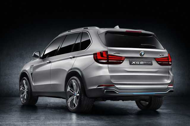 2016 Bmw X5 Edrive #9