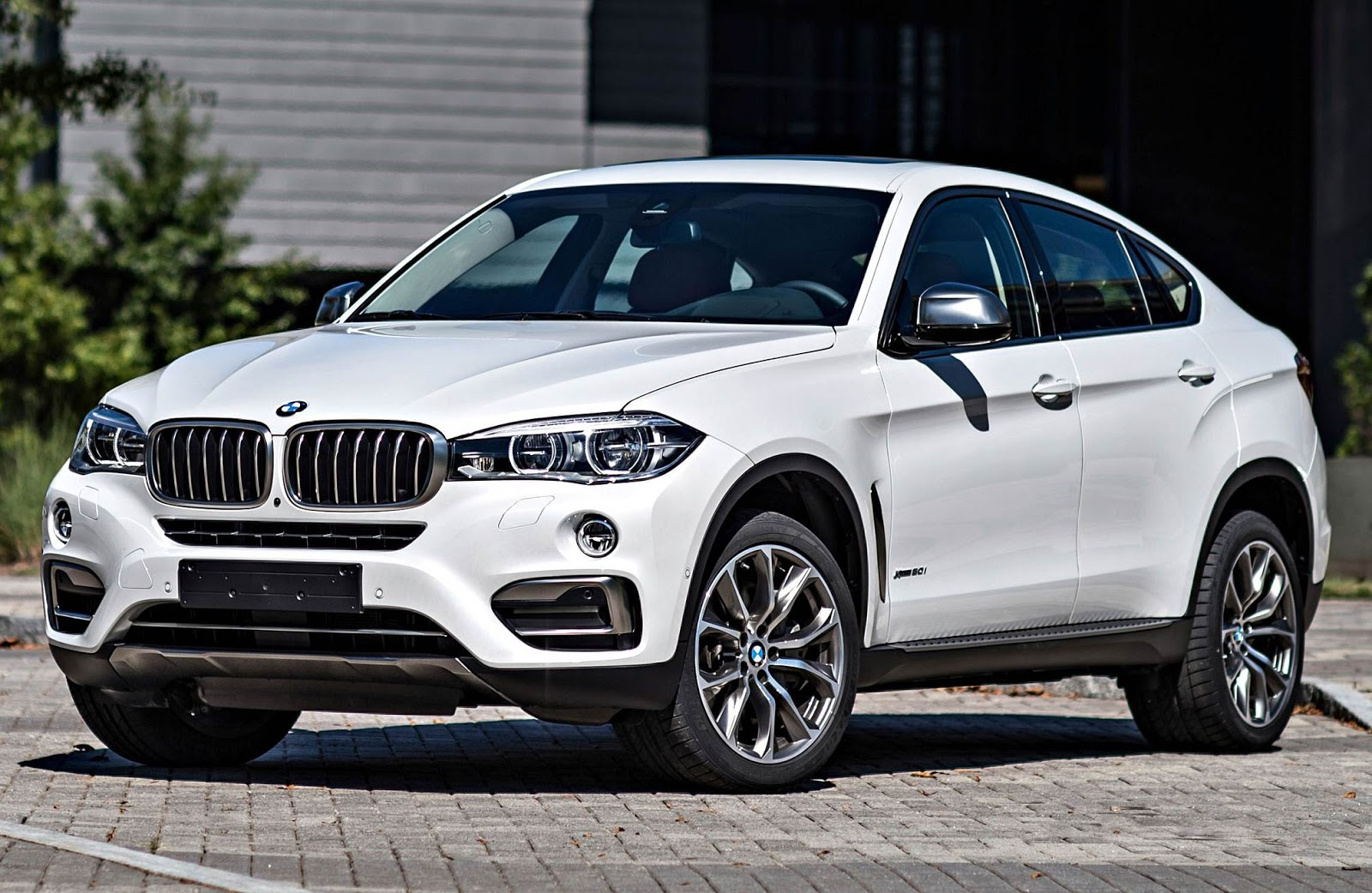 2016 Bmw X6 Photos Informations Articles Bestcarmag Com