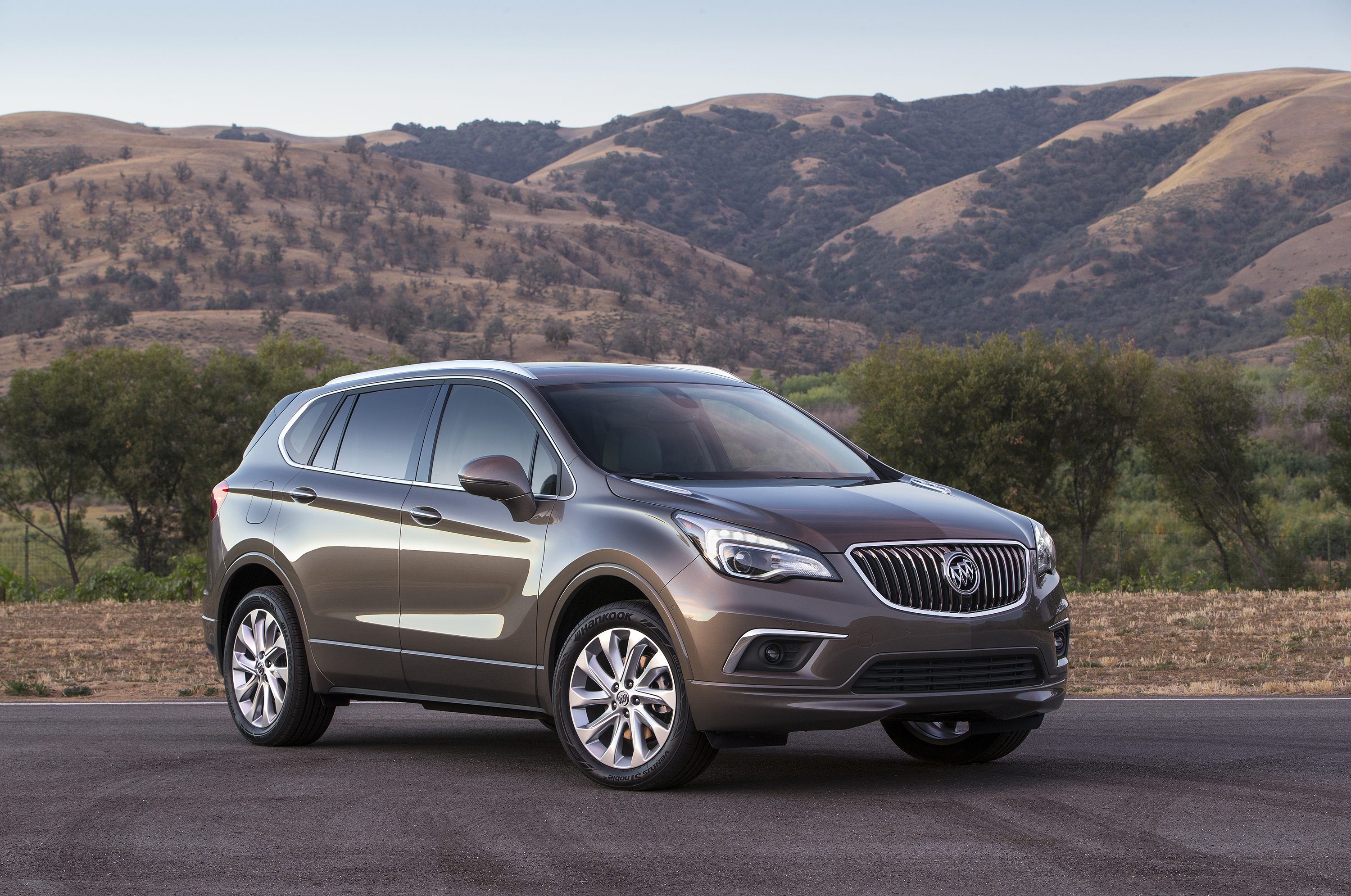 2016 Buick Envision #16