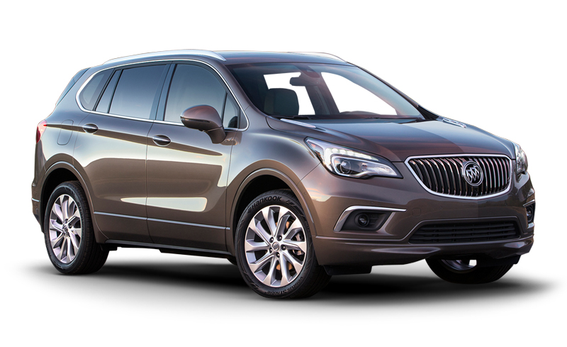 2016 Buick Envision #19