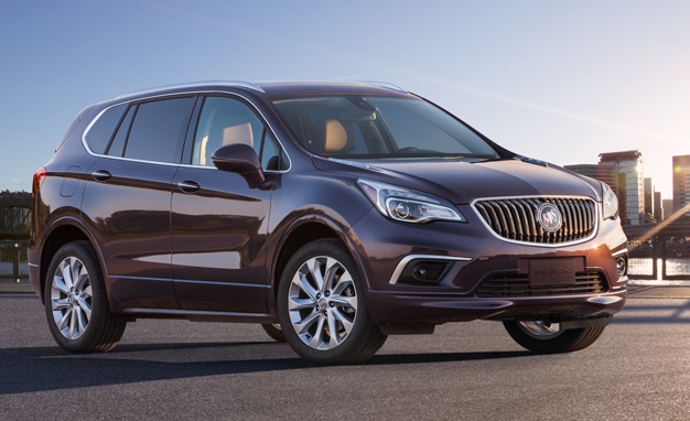 2016 Buick Envision #17