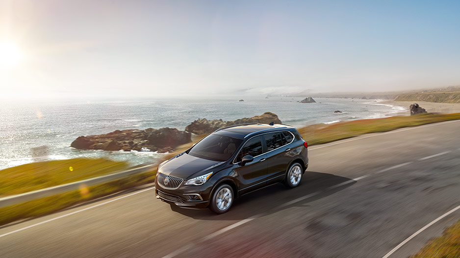 2016 Buick Envision #18