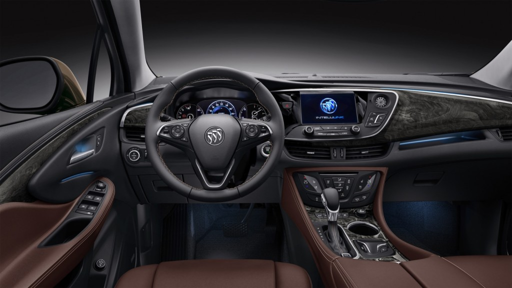 2016 Buick Envision #21