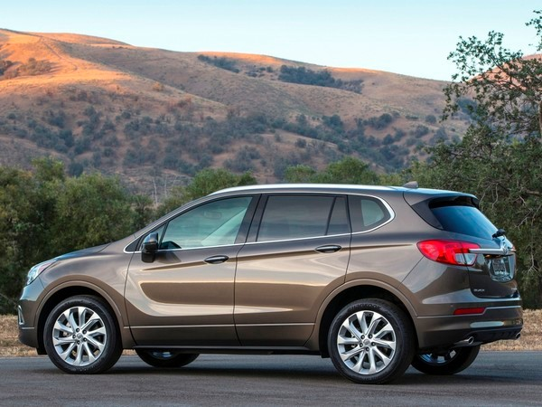 2016 Buick Envision #20