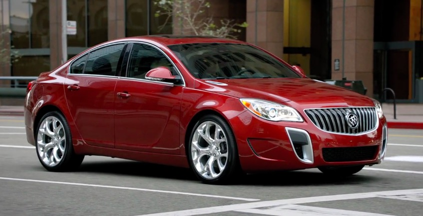 2016 Buick Regal #7