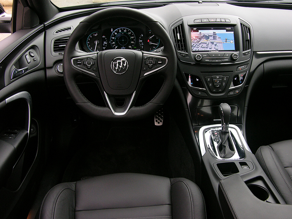 2016 Buick Regal #12
