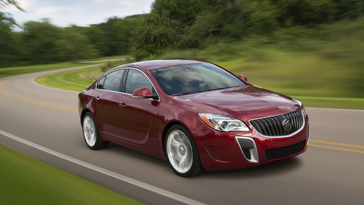 2016 Buick Regal #8