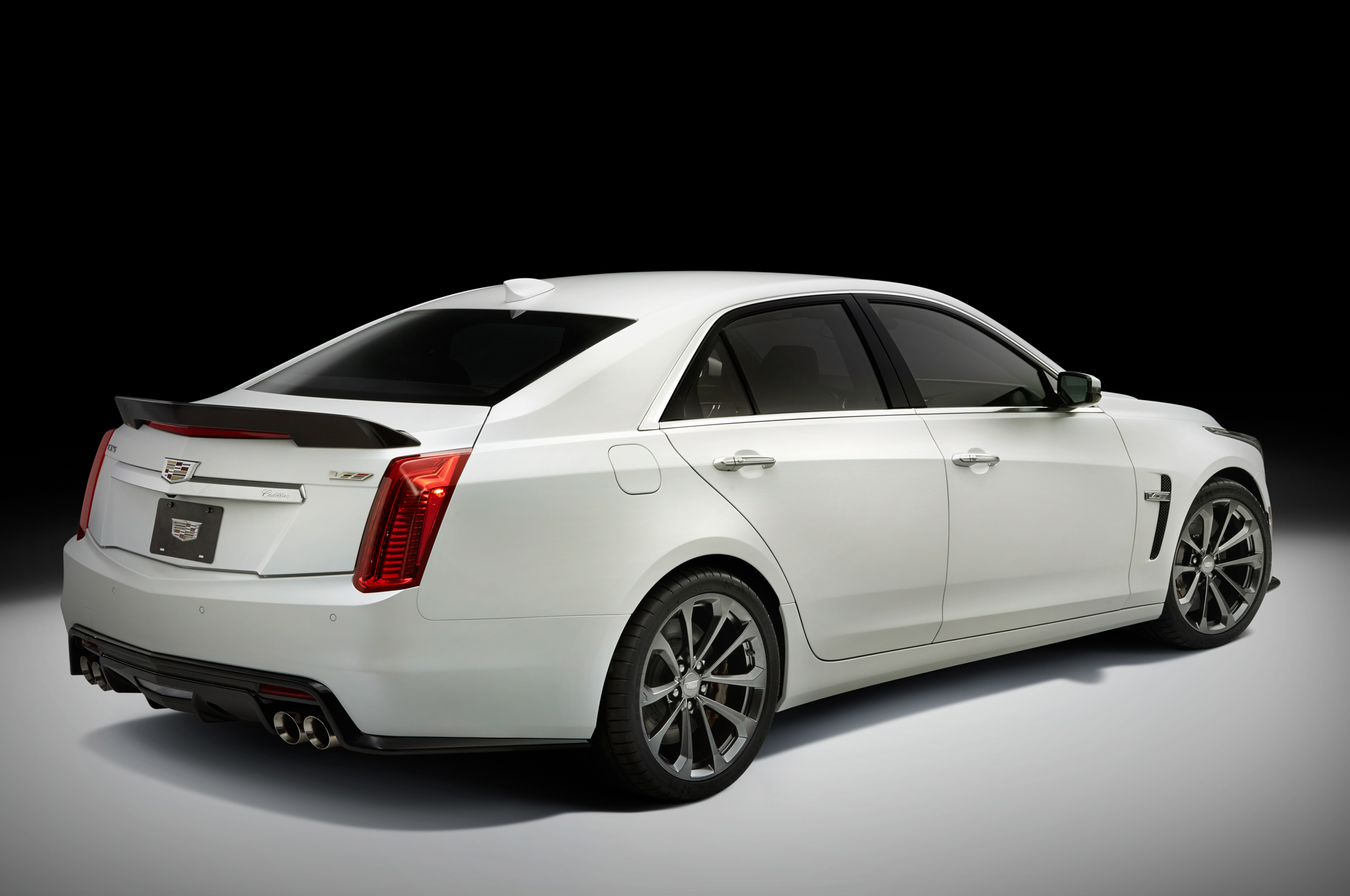frost super com crystal white editions sedan price autonews cadillac myautoworld cts v