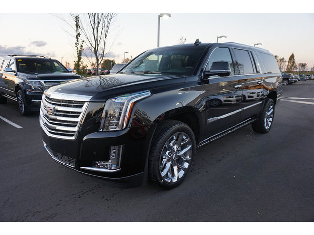 2016 Cadillac Escalade Esv Photos Informations Articles