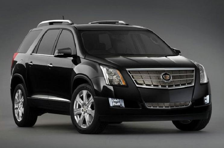 2016 cadillac srx photos informations articles. Black Bedroom Furniture Sets. Home Design Ideas
