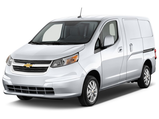 2016 Chevrolet City Express #7