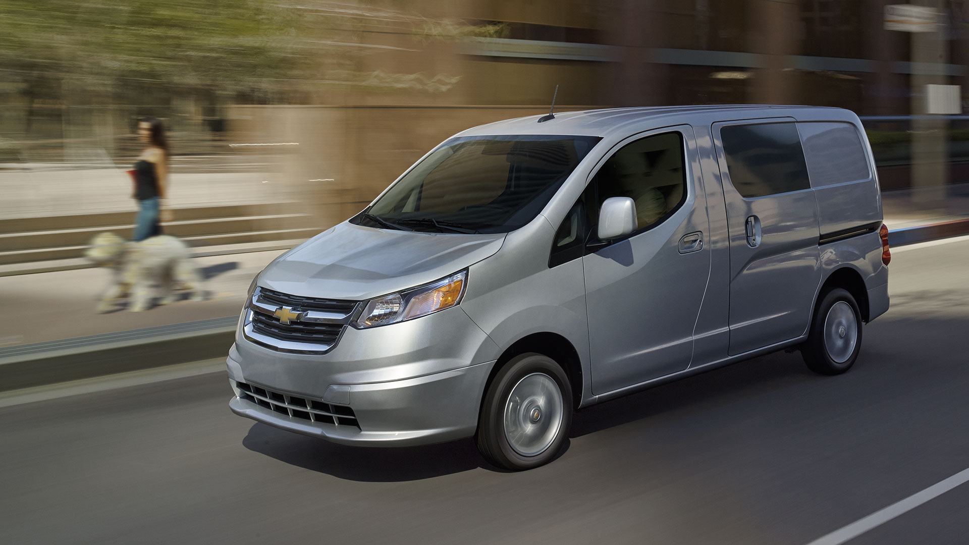 2016 Chevrolet City Express #8