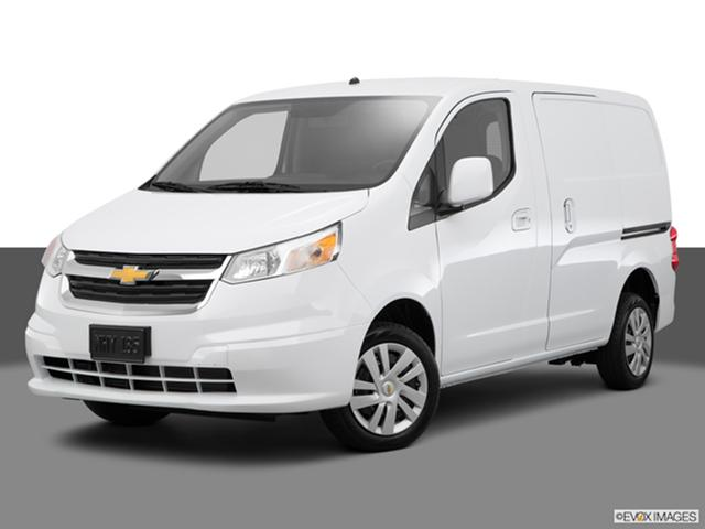 2016 Chevrolet City Express 9