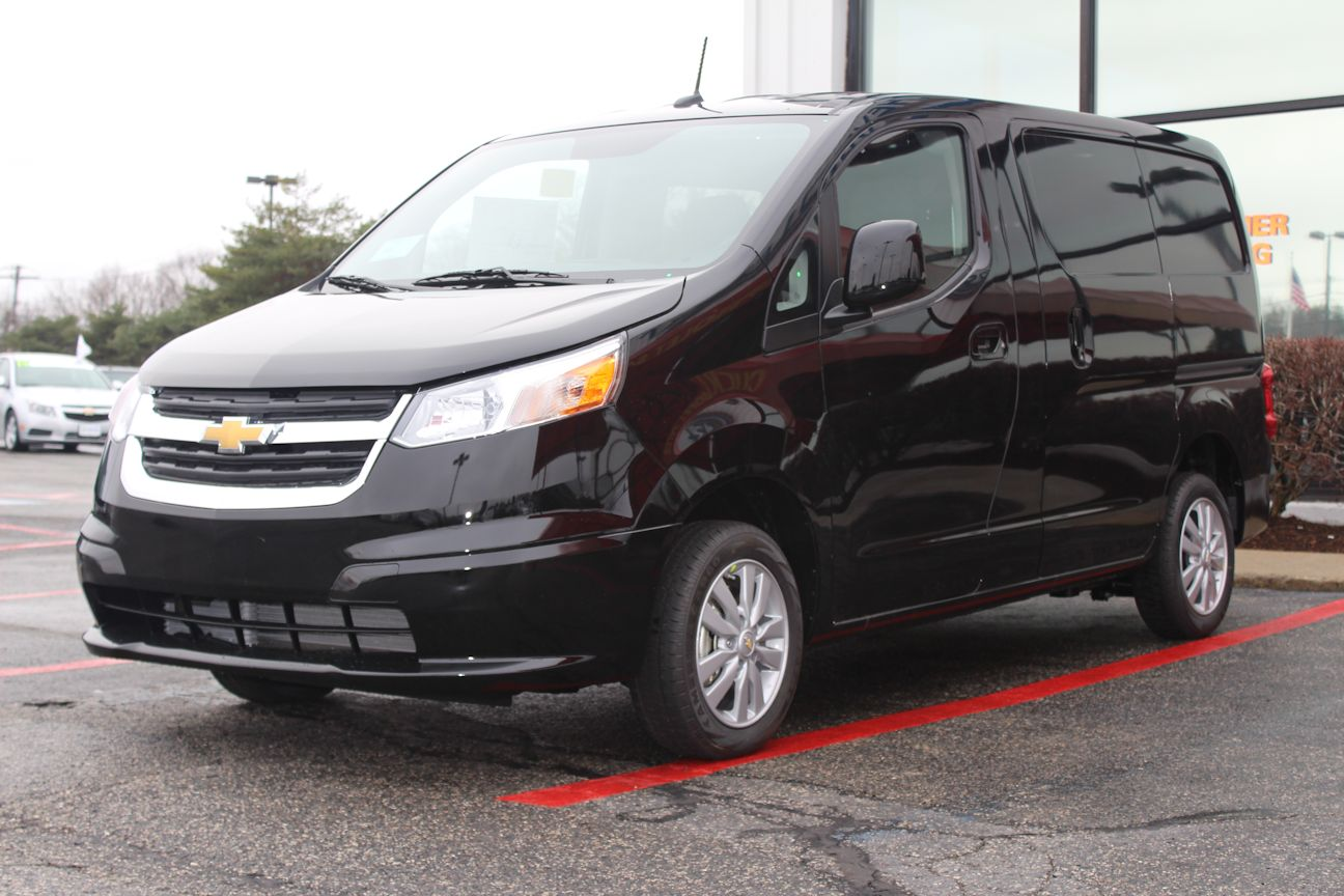 2016 Chevrolet City Express 12