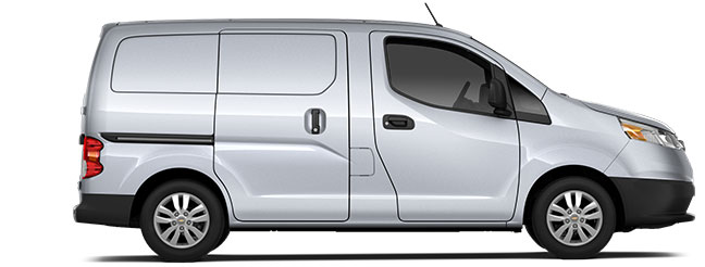 2016 Chevrolet City Express 1