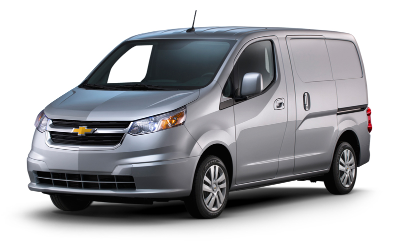 2016 Chevrolet City Express 5