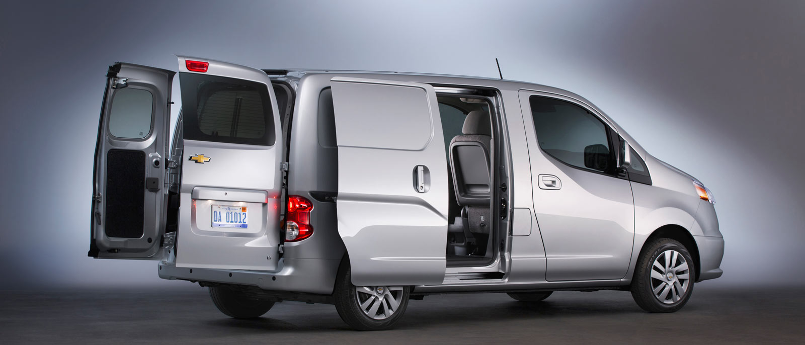 2016 Chevrolet City Express #11