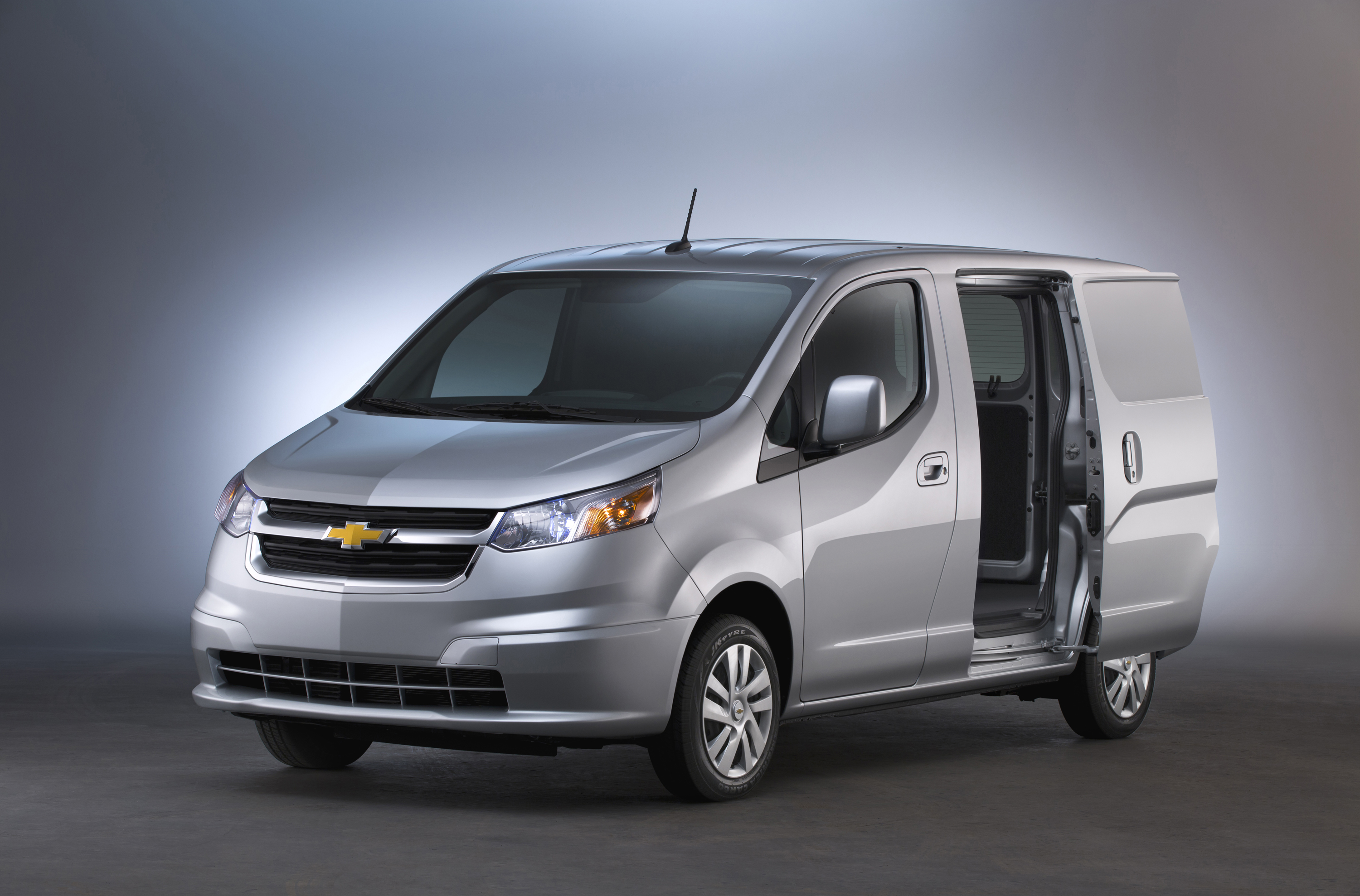 2016 Chevrolet City Express #2
