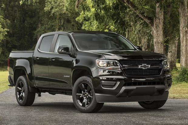 2016 Chevrolet Colorado #6
