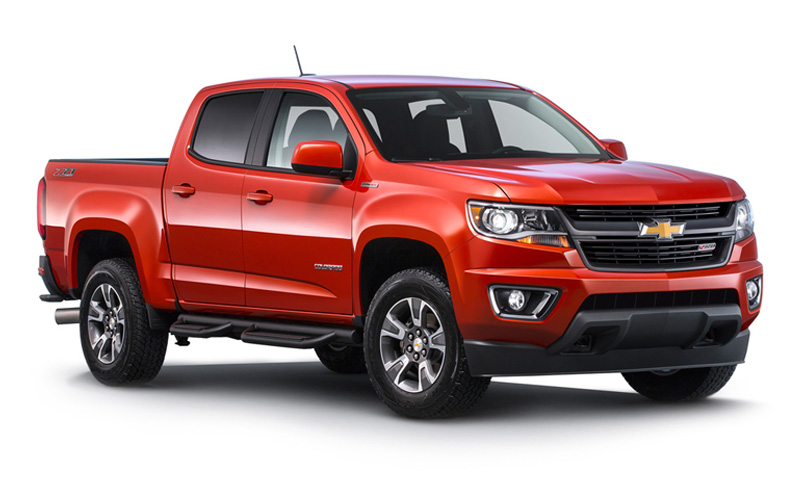 2016 Chevrolet Colorado #2