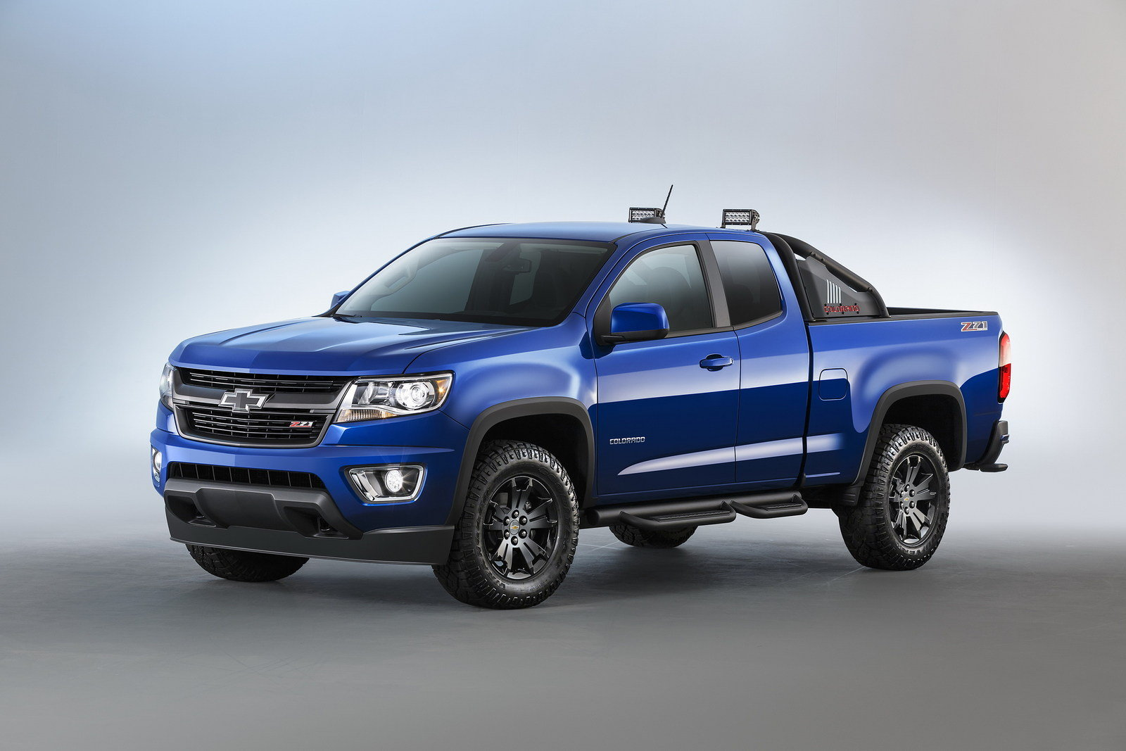 2016 Chevrolet Colorado #9