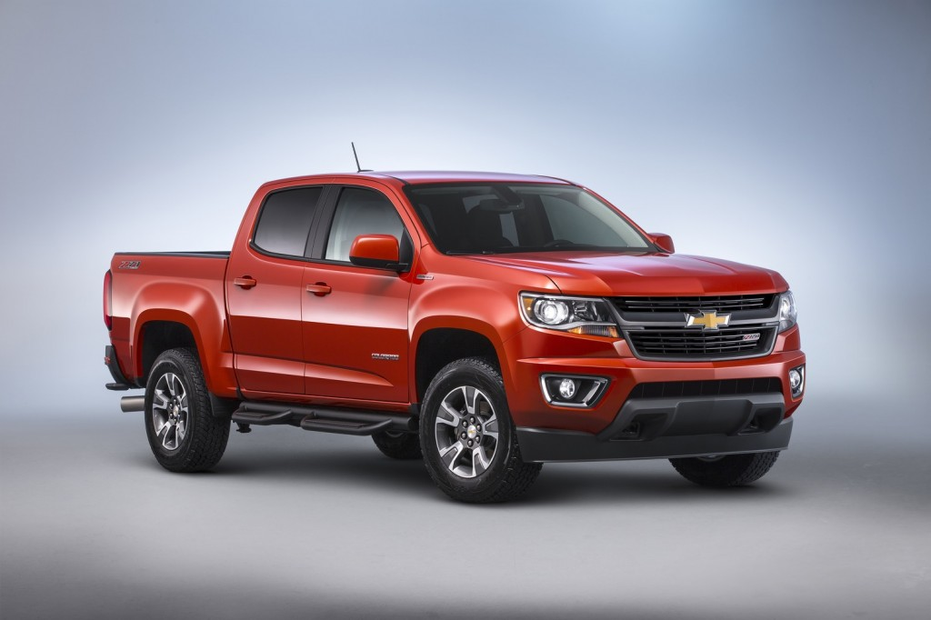 2016 Chevrolet Colorado #10