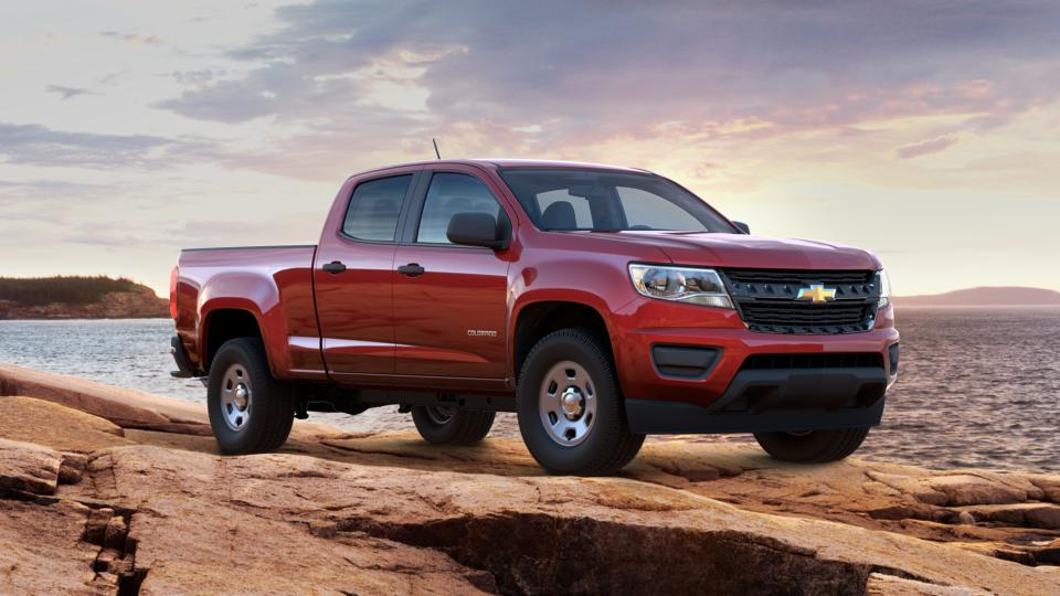 2016 Chevrolet Colorado #7