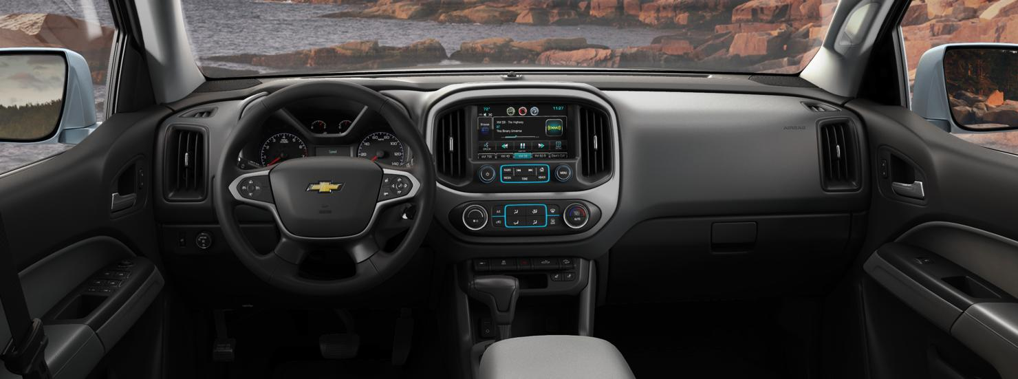 2016 Chevrolet Colorado #12