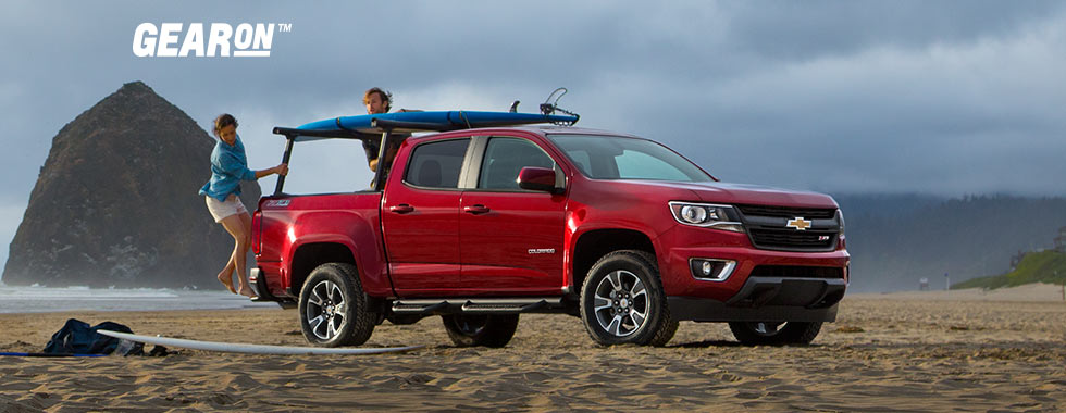 2016 Chevrolet Colorado #8