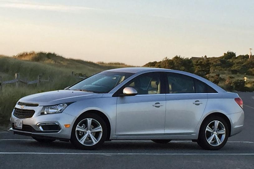 2016 Chevrolet Cruze Limited #7