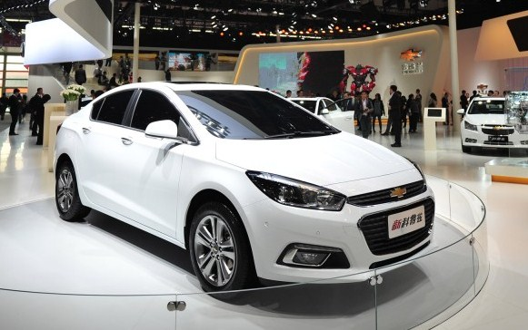 2016 Chevrolet Cruze Limited #5